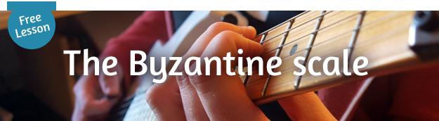 The Byzantine Scale