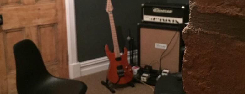 Penwortham guitar studio